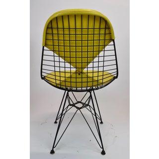 Mid-Century Modern Eames for Herman Miller Yellow Bikini Chair Preview