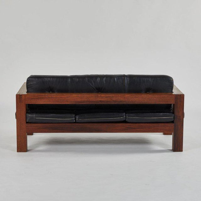 Mid-Century Modern Sofa, Chairs and Coffee Table Salon Set - 4 Pc. Set For Sale - Image 9 of 13