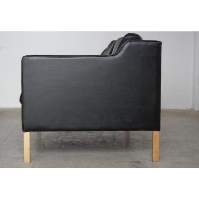 Børge Mogensen Danish Modern Two-Seat Sofa - Image 4 of 7