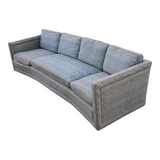 Erwin Lambeth Curved Sofa For Sale