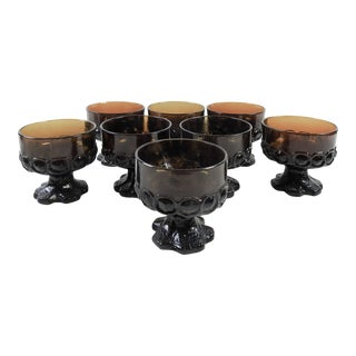 Franciscan Madeira Sherbert Glasses - Set of 8