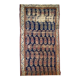 "Antique Northwest Persian Runner - 5'2"" x 10'8"" For Sale"