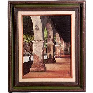 San Juan Capistrano by Eugene Schmidt For Sale