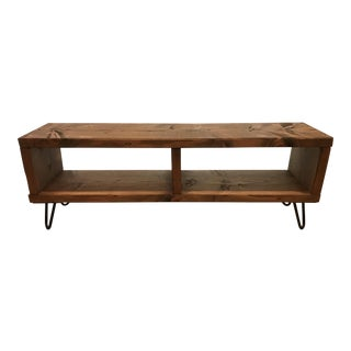 Reclaimed Wood Console or End Table