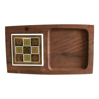Georges Briard Mid-Century Modern Dish
