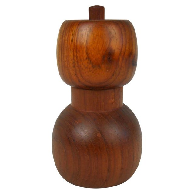 Jens Quistgard Pepper Mill For Sale - Image 9 of 9