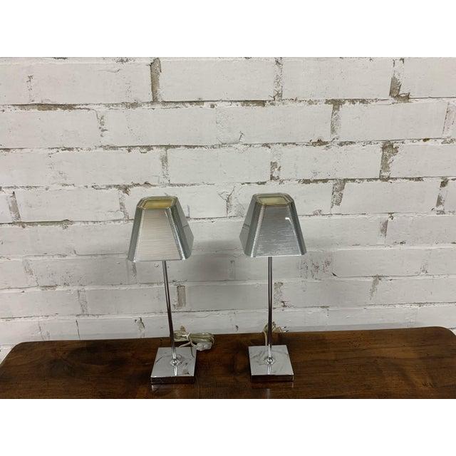 "Vintage ""Igor Paris"" Table Lamps - a Pair For Sale - Image 11 of 13"