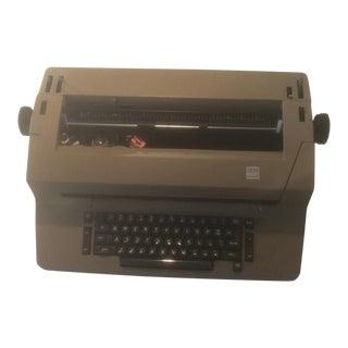 Electric Typewriter IBM