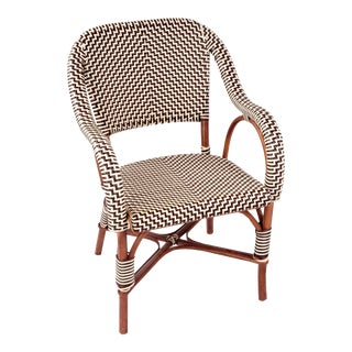 Parisian Cafe Armchair by Palececk For Sale