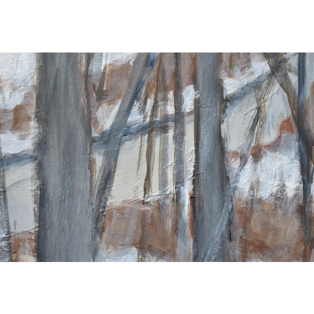 "Stephen Remick ""River, Road, Field, Mountain"" Contemporary Landscape Painting For Sale In Providence - Image 6 of 10"