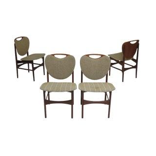 Arne Hovmand Olsen Dining Chairs For Sale