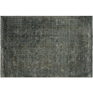 "Nalbandian - Contemporary Overdyed Jaipur Rug - 5'11"" X 9'1"" For Sale"