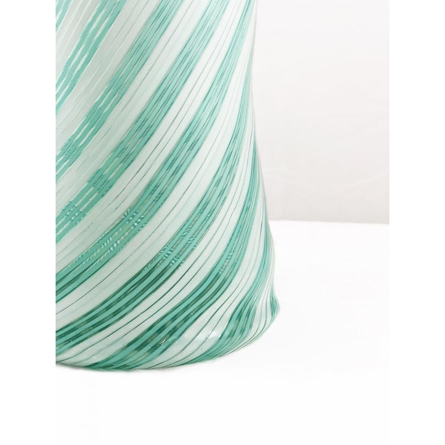 Mid 20th Century Vase Dino Martens for Vetreria Aureliano Toso of 1954 For Sale - Image 5 of 7