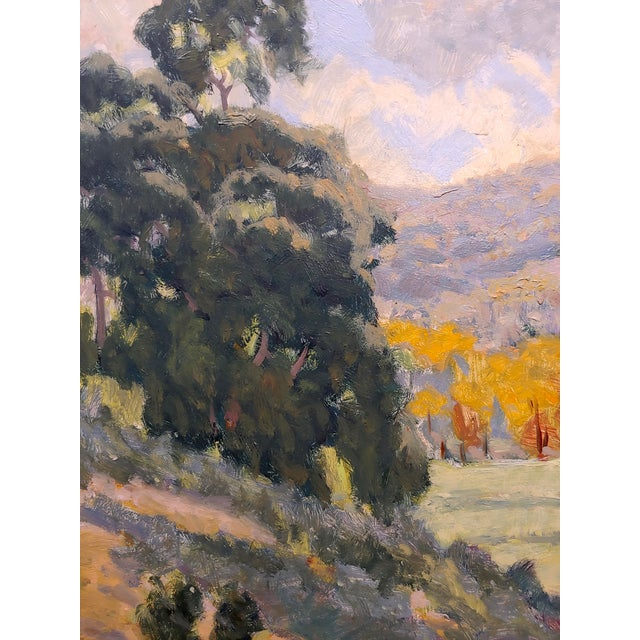 Rodolfo Rivademar - From the WIlderness South of the 71 Fwy- California Oil Painting For Sale - Image 4 of 9