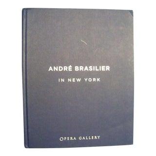 Andre Brasilier in New York Opera Gallery 2017 Hardcover Horses For Sale