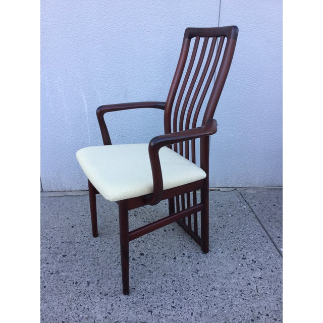 Danish Modern Dining Chairs - Set of 6 - Image 5 of 11