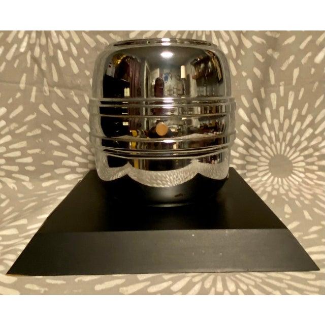 1970s Vintage 40 Million Barrels Anheuser Busch Breweriana Trophy For Sale - Image 4 of 7