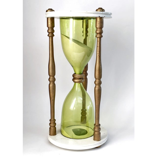 Oversized Hourglass Timer For Sale - Image 10 of 10