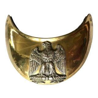 1850 French National Guard Hausse-Col For Sale