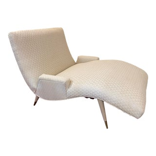 Mid Century Modern Wave Lounge by Lawrence Peabody for Selig For Sale