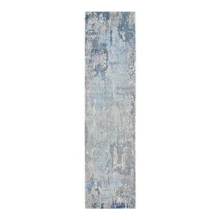 Abella Handmade Runner Rug - 2′6 × 8 For Sale