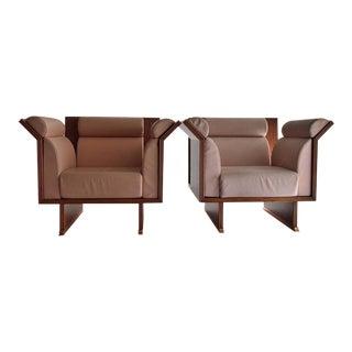 Pretenziosa Chairs by Ugo La Pietra, 1983