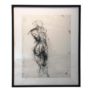 """""""Bodies in Motion"""" Dancer 2 by Gina Jacupke For Sale"""