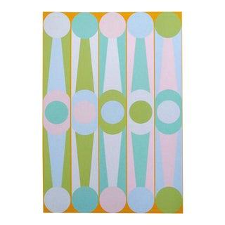 1969 Arthur Boden Backgammon Print For Sale