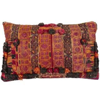 Afghani Pashtun Pillow For Sale