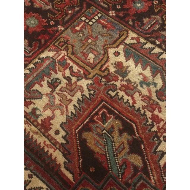 Vintage Persian Rug - 6′10″ × 9′7″ - Image 8 of 11