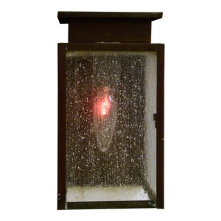 Small Scale Outdoor Wall Lantern For Sale
