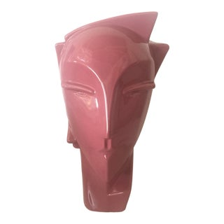1980s Lindsay Balkweill Inspired Bust Sculpture For Sale