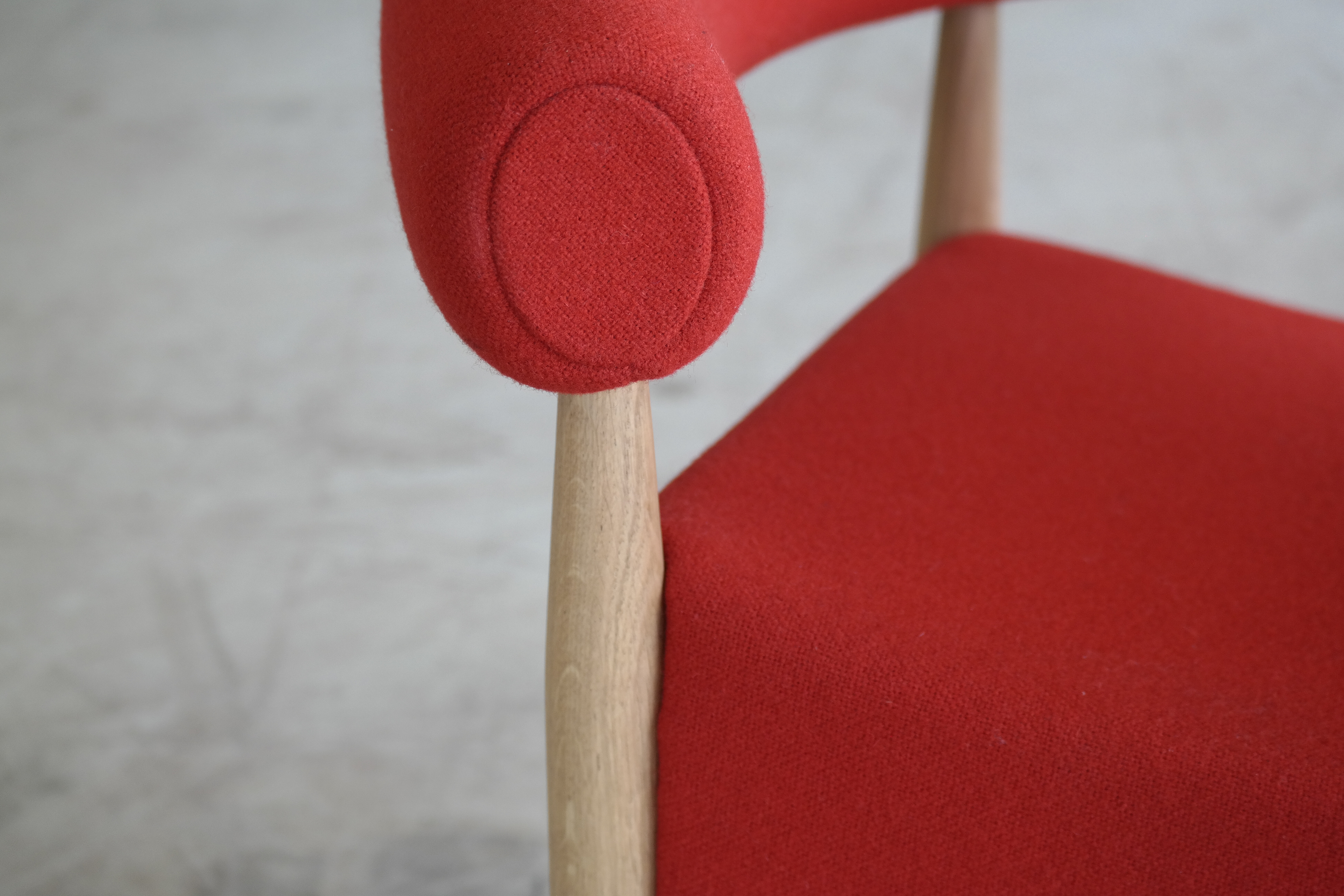 Nanna Ditzel For Getama Ring Chair For Sale In New York   Image 6 Of 9