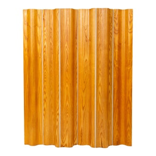 Ash Folding Screen by Ray + Charles Eames for Herman Miller For Sale