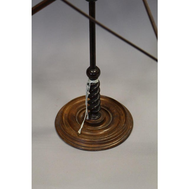 French Provincial Decorative Yarn Spinner For Sale - Image 3 of 5