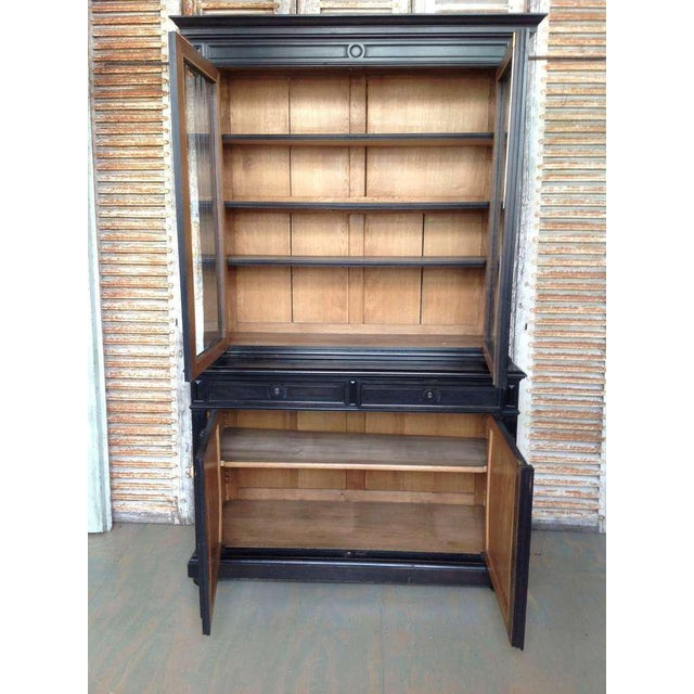 Handsome French 19th Century Bookcase - Image 7 of 11