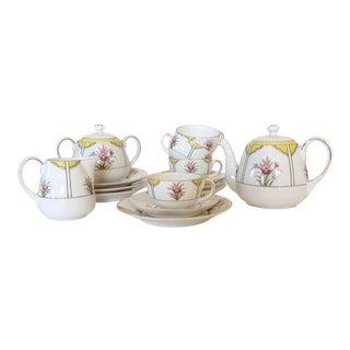 Noritake Child's Tea Set - 17 Pieces For Sale
