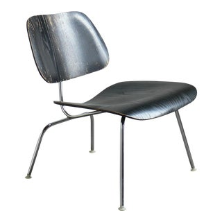 Eames for Herman Miller Molded Plywood Lounge Chair For Sale