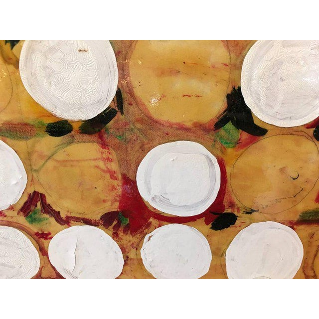 """Alan Fulle """"Fruit Farm"""" Expansive Maximalist Painting, 2004 For Sale - Image 5 of 11"""