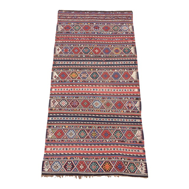 Shirvan Kilim For Sale