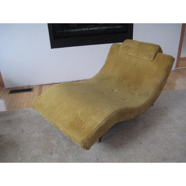 Mid-Century Wave Pearsall Lounge Chair For Sale - Image 6 of 12