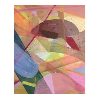 Brenna Giessen Abstract Original Painting For Sale