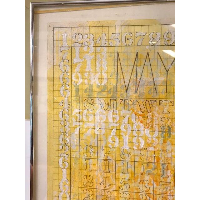 Listed Artist Darryl Nettles Painting - Calendar #1 - Image 4 of 9