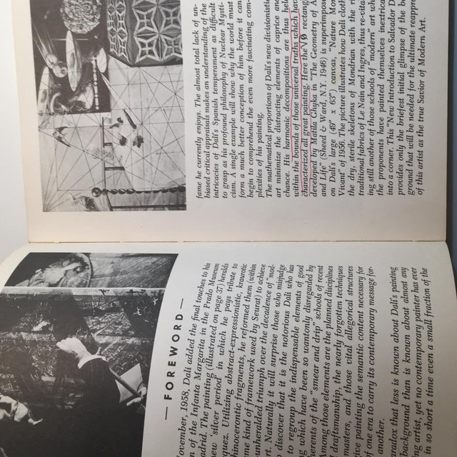 """A New Introduction to Salvador Dali"" 1960 Book - Image 4 of 10"