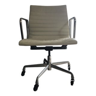 Modern Eames Aluminum Group Management Chair For Sale