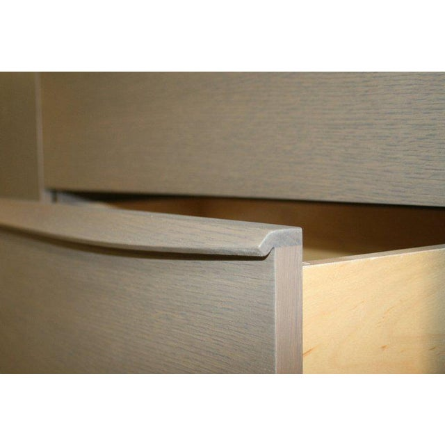 Customizable Orlando Sculpted Handle Credenza For Sale - Image 10 of 10