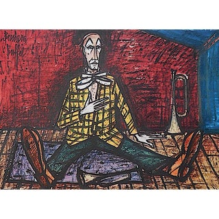 Awesome Bernard Buffet Art Up To 60 Off At Chairish Home Interior And Landscaping Ferensignezvosmurscom