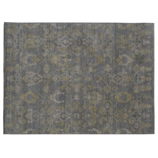 Stark Studio Rugs Contemporary New Oriental 50% Wool/50% Viscose Rug - 8′11″ × 11′10″ For Sale