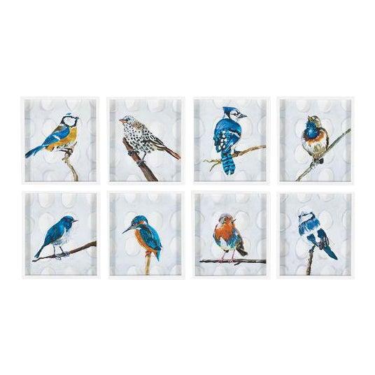 Kenneth Ludwig Nancy B T-Bird Prints - Set of 8 For Sale