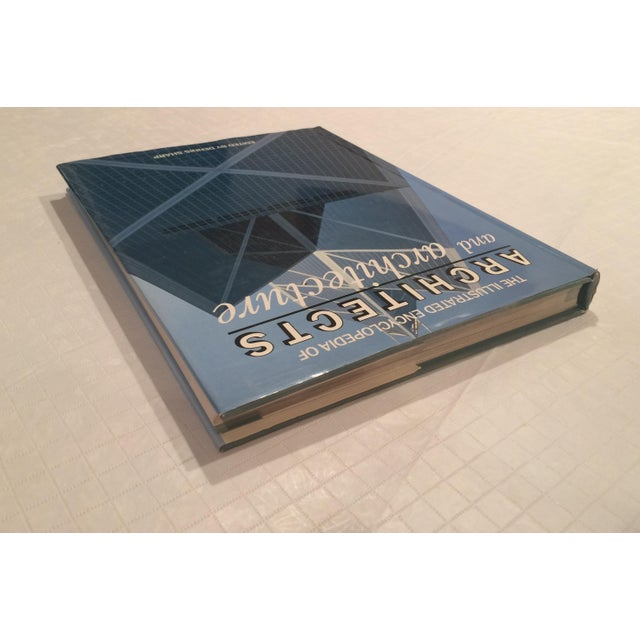 """""""The Illustrated Encyclopedia of Architects and Architecture"""" (Hardcover) by Dennis Sharp (Author) Publisher: New York:..."""